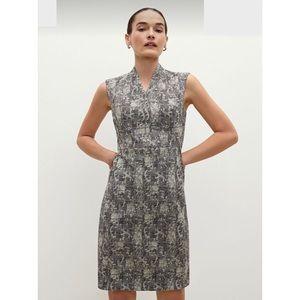 MM Lafleur Aditi Crackle Dress